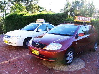 We offer affordable driving lessons in Castle Hill