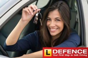 We offer professional driving lessons throughout Ryde